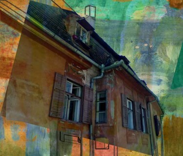 Old House in Sighisoara